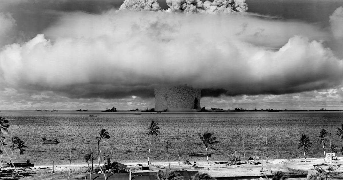 """""""Rodzinne"""" spotkania: atomówki"""
